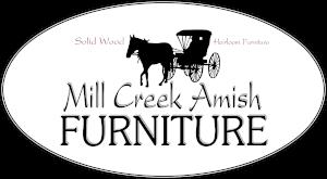 mill creek amish furniture logo